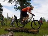 Соревнования по технике владения велосипедом