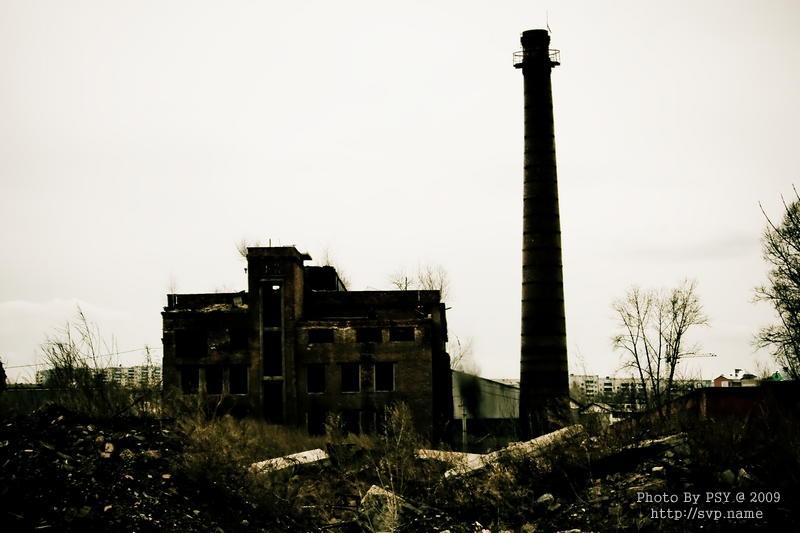 Руины #1